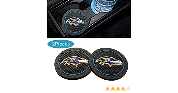 2pcs Patriots Car Cup Holder Coasters Car Interior Accessories for BMW Toyota Mercedes Benz Chrysler Audi Lexus Honda Nissan Jeep Cadillac All Car