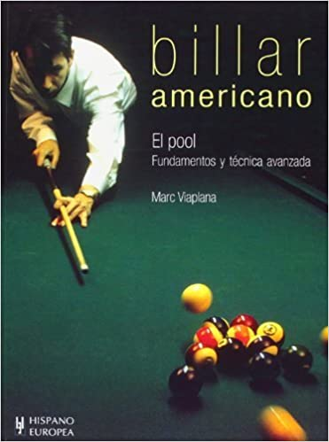 Billar americano Spanish Edition 4th edition by Marc Viaplana 2009 ...