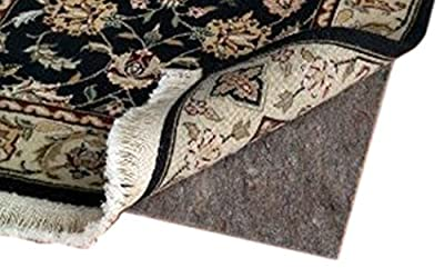 Area Rug World Ultra Plush Rug Pad for Carpet or Hard Surfaces
