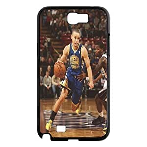 C-EUR Diy Phone Case Stephen Curry Pattern Hard Case For Samsung Galaxy Note 2 N7100