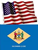 Delaware State Flags (5×8 US Combo)