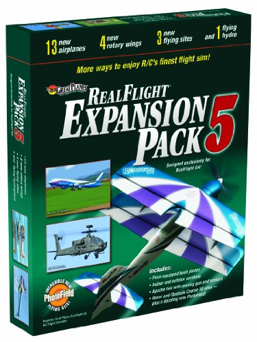 Great Planes RealFlight G4 and Above Pack 5 Expansion