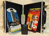 Ghost Augustine Deluxe Ghost Hunting Kit K2 EMF, Digital Recorder, Geo Device, Temperature Gun