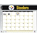 Turner Perfect Timing 2015 Pittsburgh Steelers Desk Calendar, 22 x 17 Inches (8061460)
