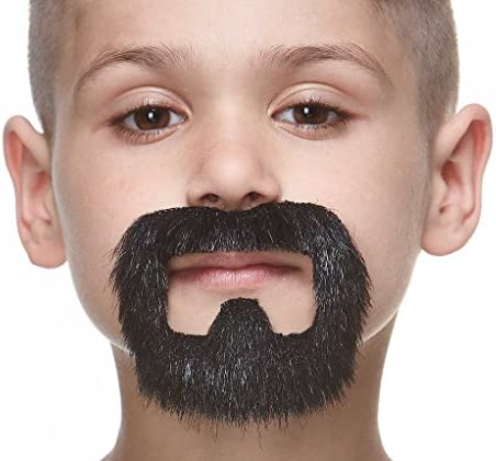 Mustaches Adhesive Novelty Inmate Lustrous product image