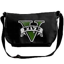 GTA V Grand Theft Auto Five Game Fashion Shoulder Bags Unisex