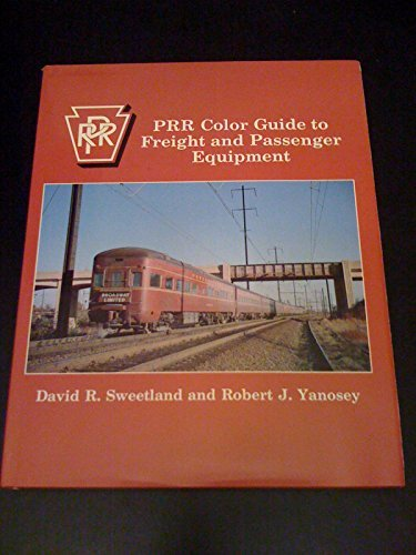 (PRR Color Guide to Freight and Passenger Equipment)