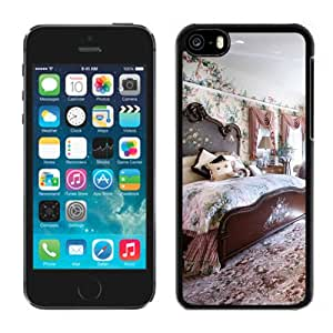 Popular And Durable Designed Case For iPhone 5C With Love Room Phone Case