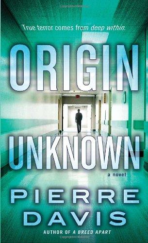 book cover of Origin Unknown