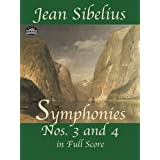 Symphonies Nos. 3 and 4 in Full Score