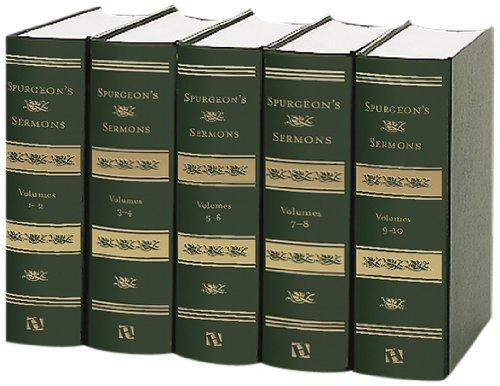 Spurgeon's Sermons by Hendrickson Publishers, Inc.