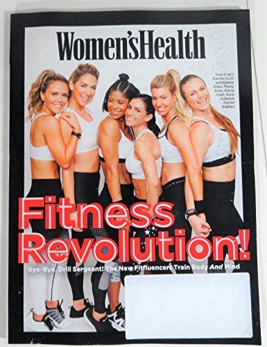 WOMEN'S HEALTH - Fitness Revolution! Katrina Scott,Karena Dawn, Massy Arias, Alexia Clark, Anna Victoria & Rachel Brathen - SINGLE MAGAZINE ISSUE - March ()