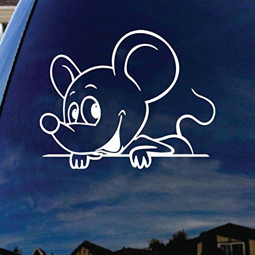 Peeking Mouse Cartoon Character Truck product image