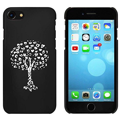 Noir 'Arbre du Coeur' étui / housse pour iPhone 7 (MC00071857)