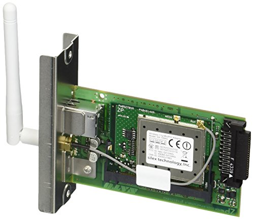 Sato WCL405800 Wireless Network Adapter for Series E/PRO Printer, 802.11G Card with 54 MBPS Networking Speed by Sato