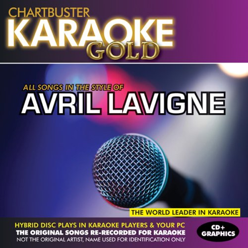 Karaoke Gold: Songs in the Style of Avril Lavigne