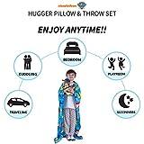 Franco A11868 Kids Bedding Super Soft Plush Throw