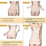 Postpartum Belt 3 in 1 Girdle Post Belly Belt After Birth Belly Band Postpartum Support C-Section Recovery Belt Women Waist Pelvis