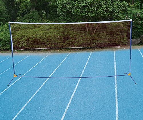 Strong Camel Portable Training 3-in-1 game Volleyball Badminton Beach Tennis net with carrying bag by Strong Camel (Image #3)