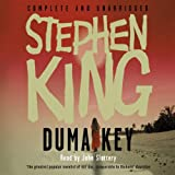 Front cover for the book Duma Key by Stephen King
