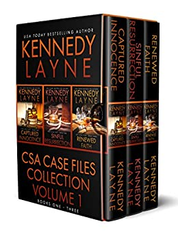CSA Case Files (Volume 1) by [Layne, Kennedy]