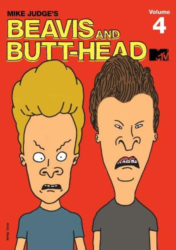 Beavis and Butt-Head: Volume 4 (Best Beavis And Butthead Episodes)
