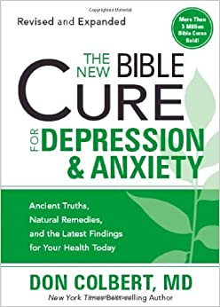Book NEW BIBLE CURE FOR DEPRESSION ANXIETY T (New Bible Cure (Siloam)) by COLBERT MD DON (2009)