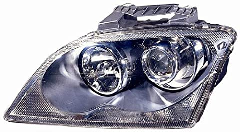 Depo 333-1168L-AC Chrysler Pacifica Driver Side Replacement Headlight Assembly - Chrysler Pacifica Headlight Replacement