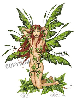 Bluebell Fairy Costumes - Ivy Amy Brown Open Edition 8.5