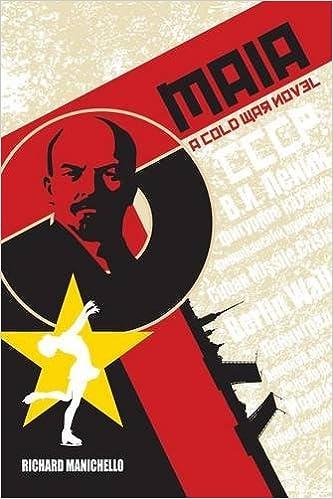 Image result for Maia, a Cold War novel
