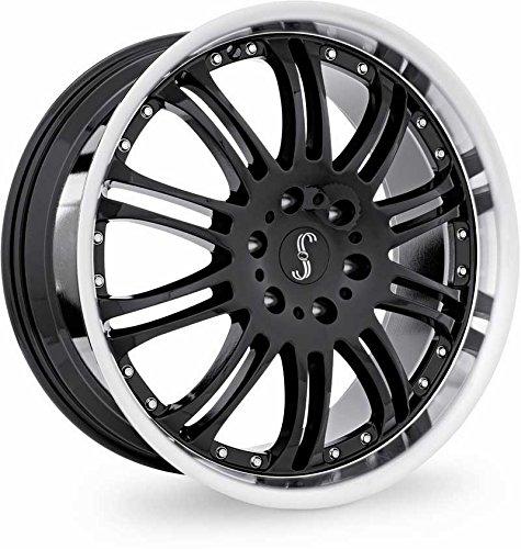 SPECIALS - style 969 - 18 Inch Rim x 8.5 - (5x5.5) Offset (18) Wheel Finish - black machined