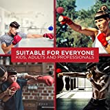 Boxing Reflex Ball Set - 4 Difficulty Levels
