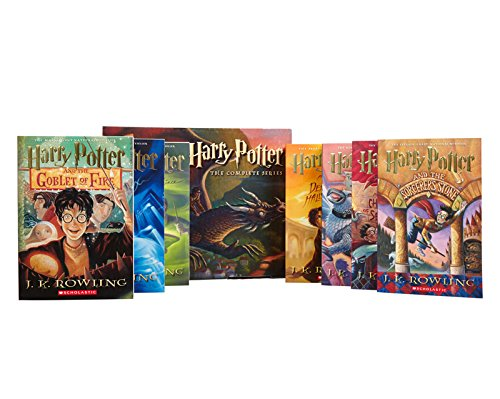 Harry Potter Paperback Box Set (Books 1-7) by Arthur A. Levine Books (Image #4)