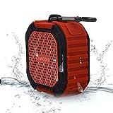 CIMOXI Waterproof Bluetooth Shower Speaker Y1