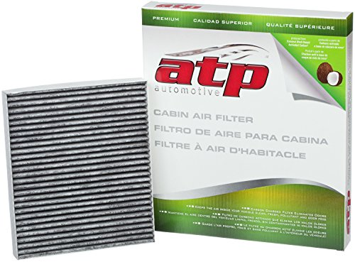 atp automotive RA-149 Carbon Activated Premium Cabin Air Filter (Cabin Filter Heater)