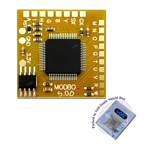 MODBO5.0 V1.93 Chip For PS2 IC/PS2 SupportHard Disk Boot NIC (Best Modchip For Ps2 Slim)