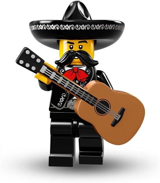 LEGO Series 16 Collectible Minifigures - Mexican Mariachi Singer (71013)