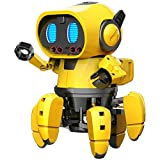 Circuit-Test Tobbie AI Interactive Robot DIY Kit - Educational Robotic Toy for Kids 8