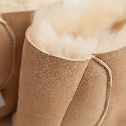 Kenley Heel and Foot Protectors - Sold Individually - Protect Feet, Heels & Elbows from Ulcers, Bed & Pressure Sores - Pain & Injuries Relief Pillows - 100% Genuine Lambskin Cushions Pads by Kenley (Image #5)