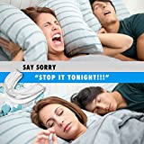 Mouth Guard for Grinding Teeth, Snoring Mouthpiece, Night Guards for Teeth Grinding, Snoring Solution, Dental TMJ Mouth and Bite Guard for teeth grinding, to Give You a Good Night's Sleep