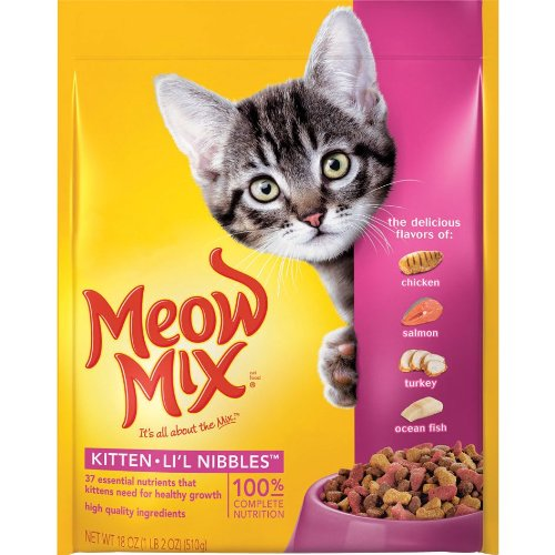 Meow Mix Dry Cat Food