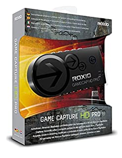 Roxio Game Capture HD PRO (B008YTAGGW) | Amazon Products