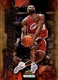 2040 Upper Deck - Lebron James - Cavaliers - Card 54