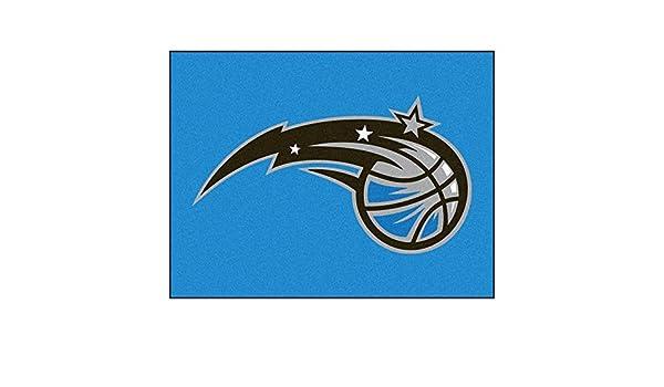 FANMATS 19465 33.75x42.5 Team Color NBA Orlando Magic All-Star Mat