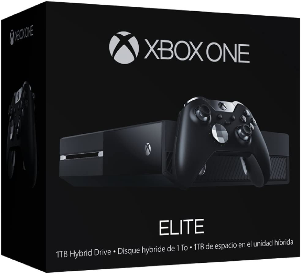 Xbox One 1TB Elite Console Bundle by Microsoft: Amazon.es: Videojuegos