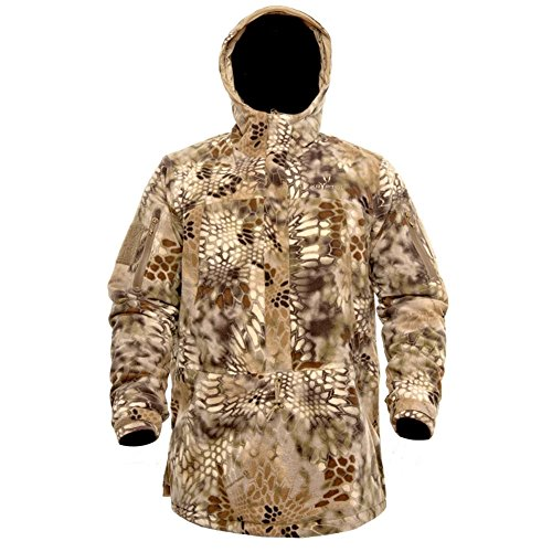 Kryptek Anorak Jacket, Color: Highlander, Size: L - Jacket Fleece Active Duck