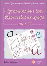 Aprendiendo A Leer. Materiales De Apoyo Nivel Ii - 9788497001984 (CUADERNOS REFUERZO APOYO)