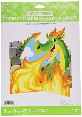 1 Standup Centerpiece, Dragons