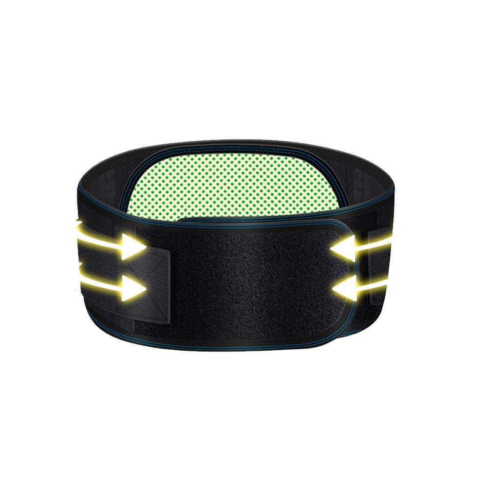QAR Lendenwirbelsäule Bandscheibenvorfall medizinisches Fieber Bandscheibenvorfall Traktionstherapie-Instrument Gürtel (Farbe : Low Waist, größe : XL)