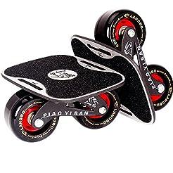 Portable Roller Road Drift Skates Plate ...